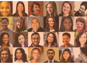 Meet our 2018-19 Emerging Leaders