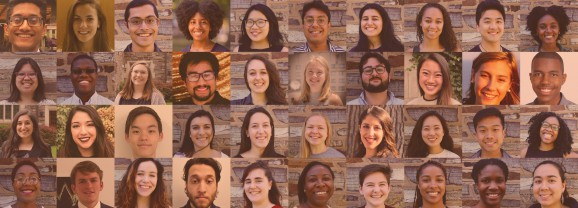 57 New Project 55 Fellows for 2018-19