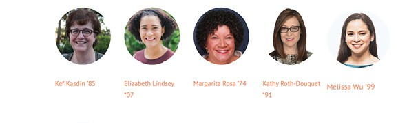"AlumniCorps will be at ""She Roars"" with Tigresses in Nonprofits panel"